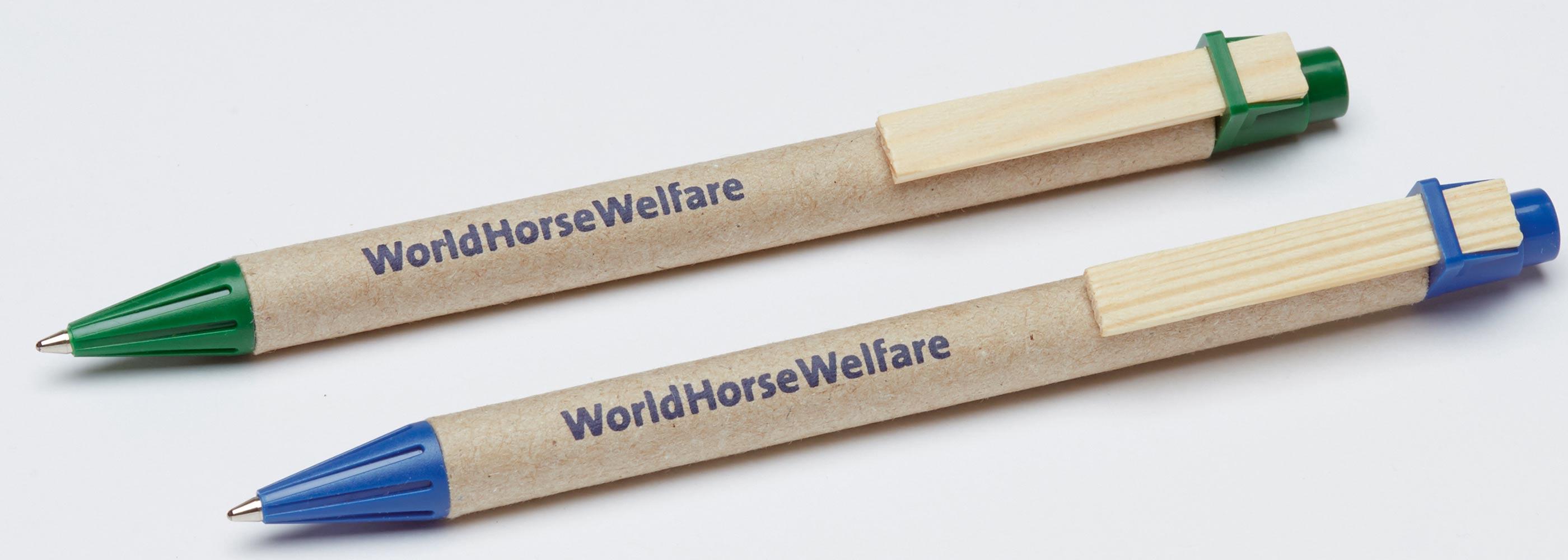 Eco-friendly WHW pens