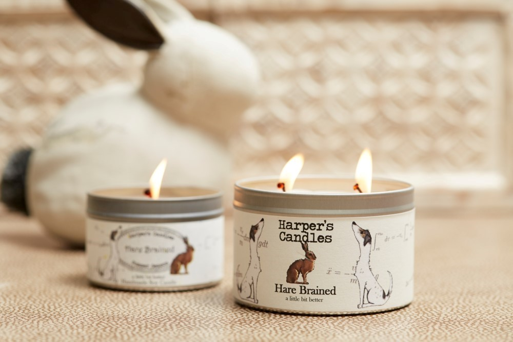 Hare Brained Candle (Small)