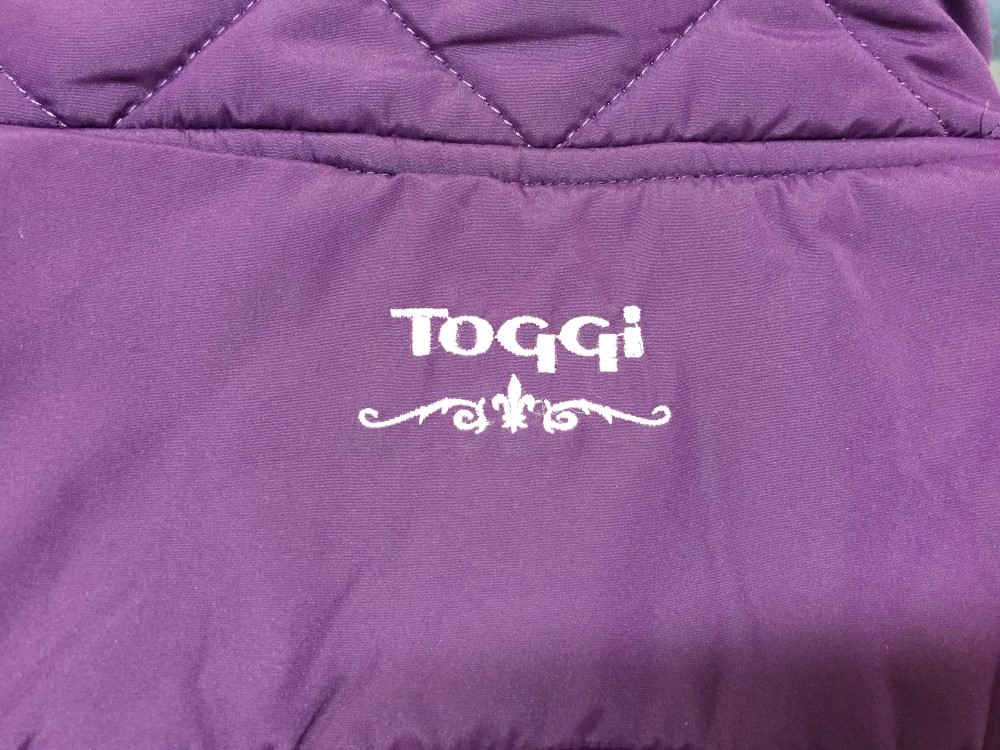 Ladies Toggi Diamond Quilt Gilet
