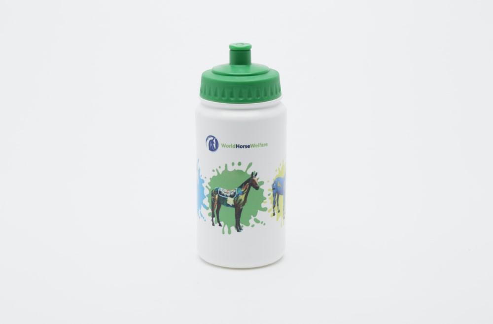 World Horse Trail bottle