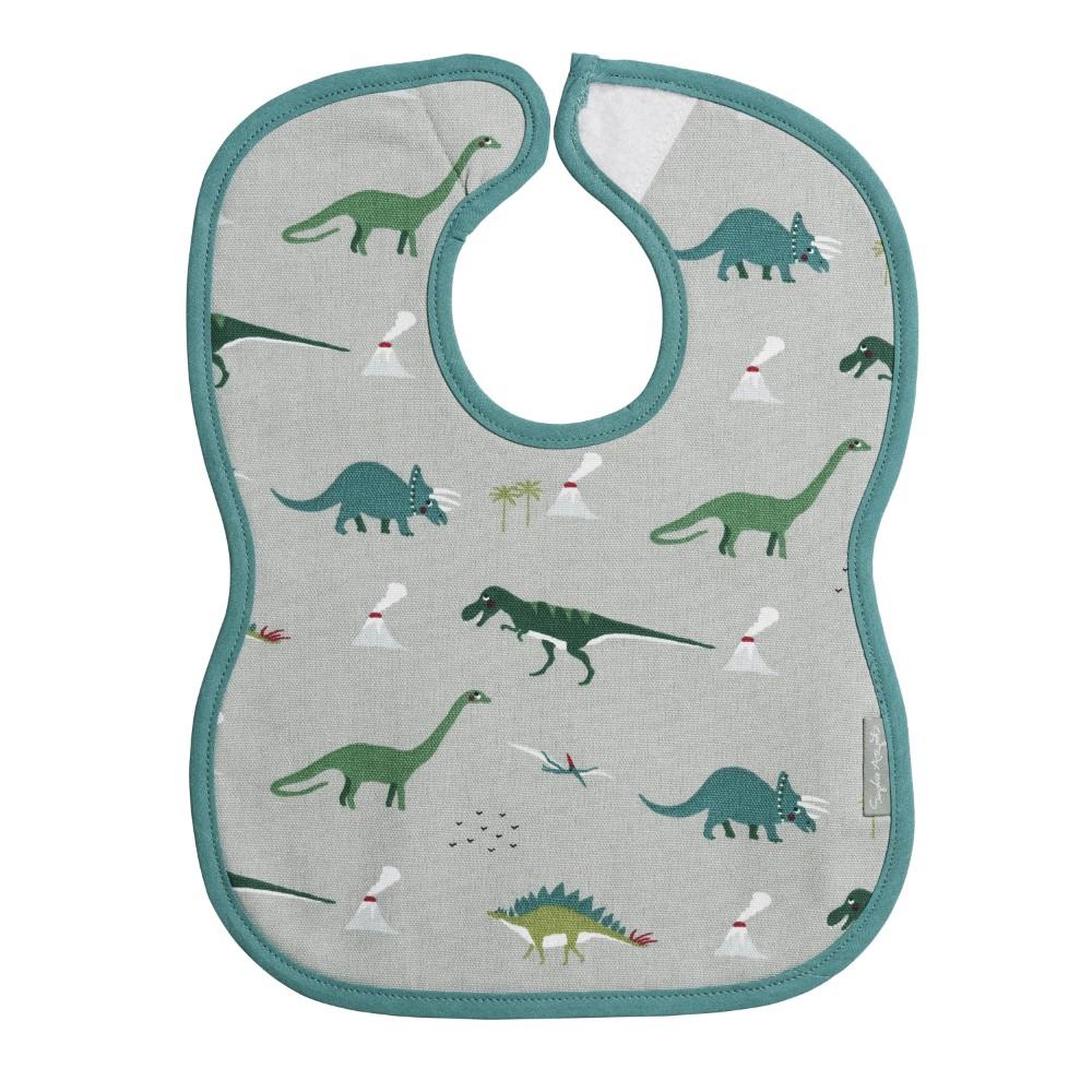 Sophie Allport Dinosaurs Bib