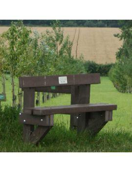 Bench at Glenda Spooner Farm