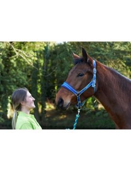 Headcollar and Leadrope Set