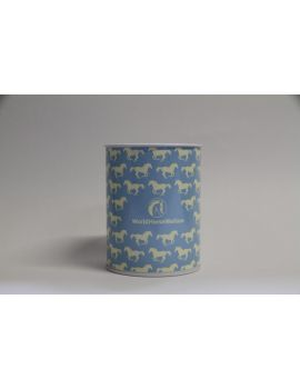 Money Box Tin With Chocolate Coins