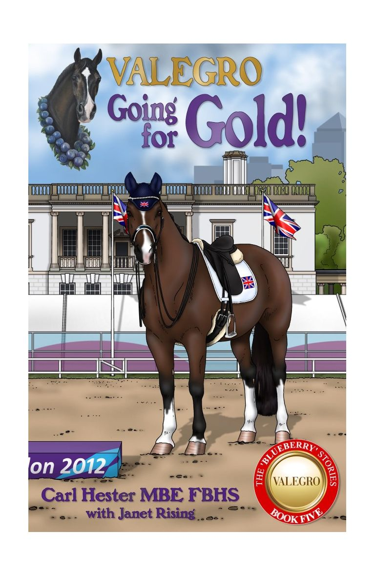 Valegro 5: going for gold
