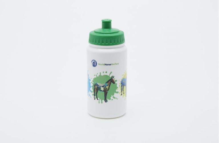 World Horse Trail bottle