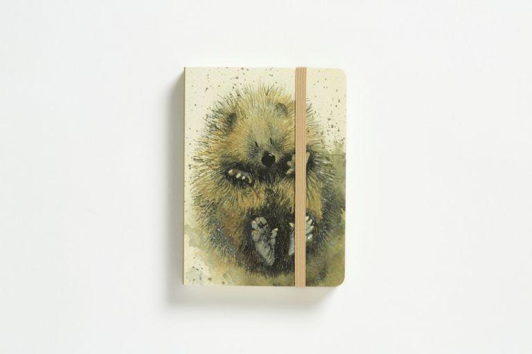 Notebook prickles