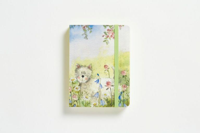 Notebook westie