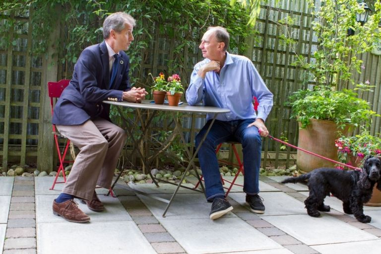 AGGERS IN CONVERSATION