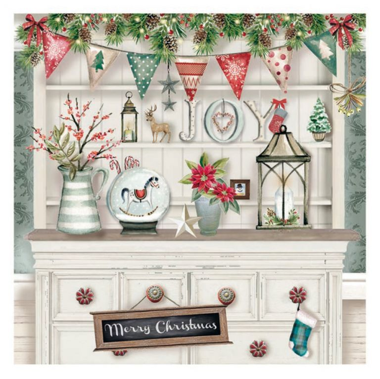 Christmas at home twin pack