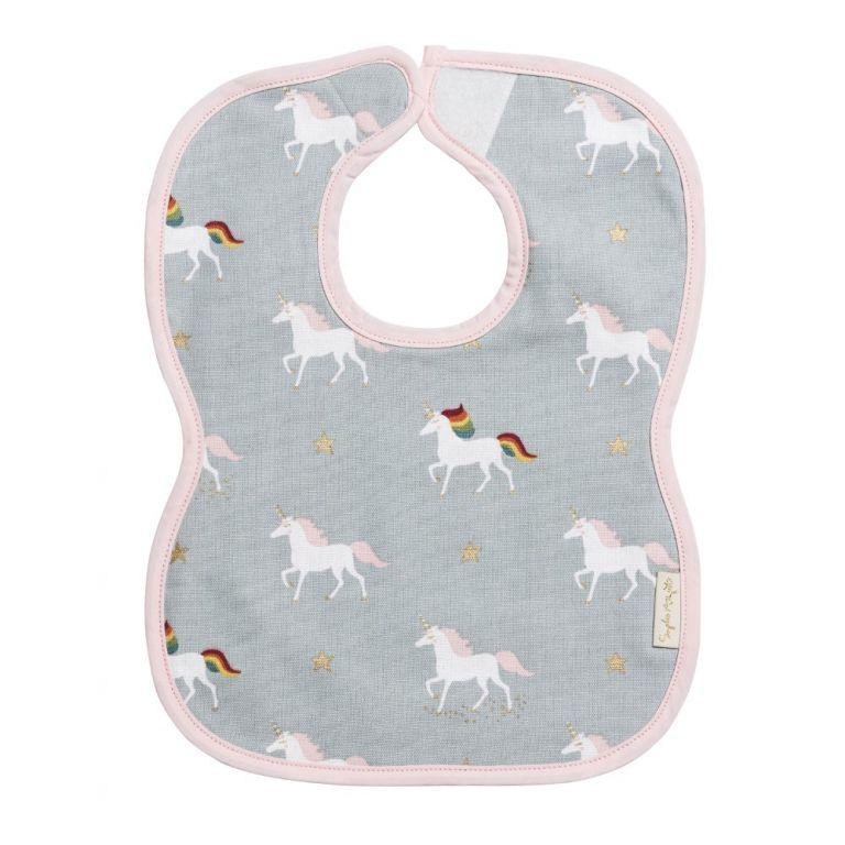Sophie Allport unicorn bib