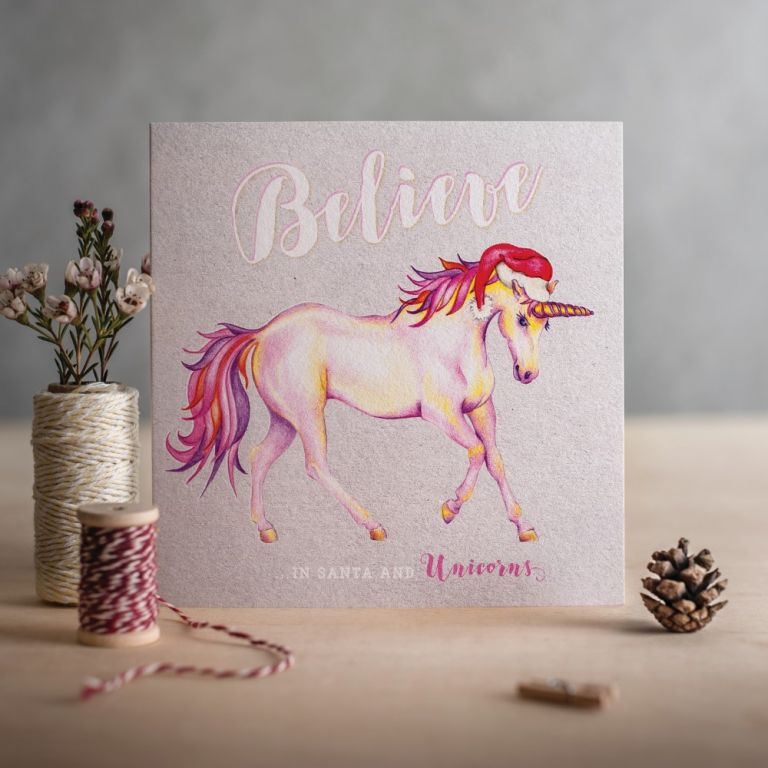 Believe in unicorns box set
